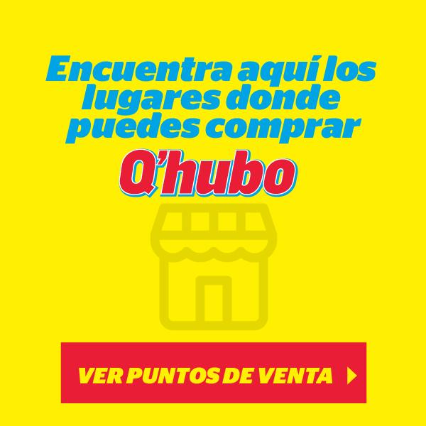 Puntos de venta qhubo