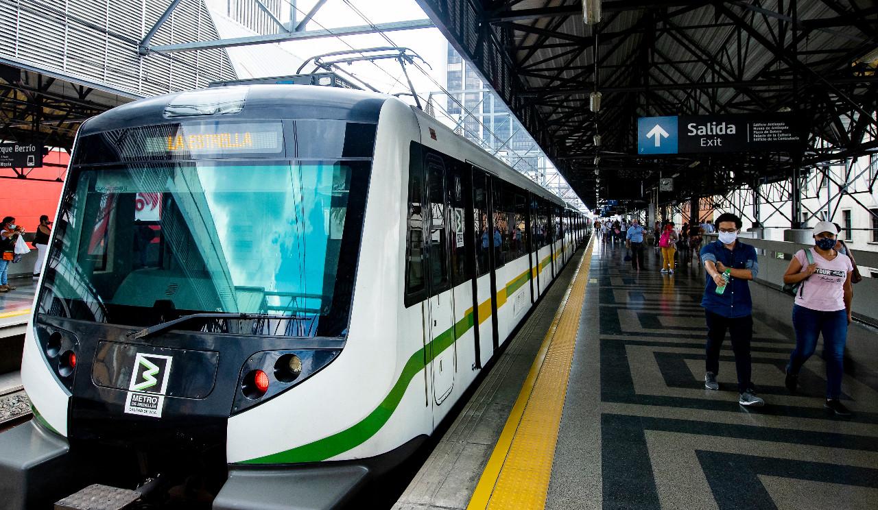 Este fin de semana el metro será más lento en el norte