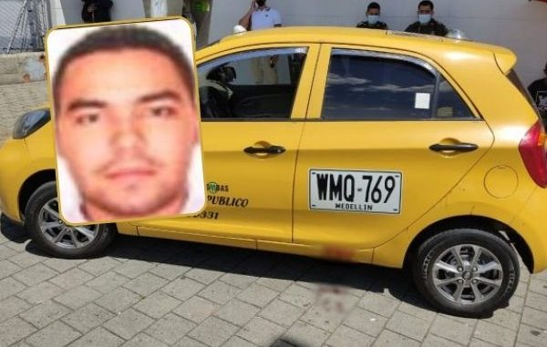 Hombre asesinado en un taxi en Conquistadores figura en lista de supuestos aliados del Chapo Guzmán - Noticias de Colombia