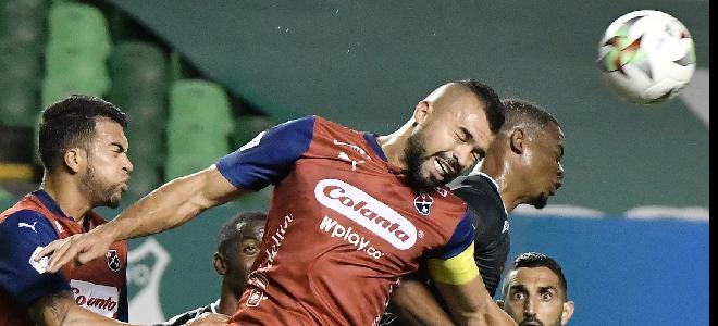 Medallo no pudo vencer a Cali ni con VAR y penal - Noticias de Colombia