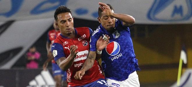 Medallo no pudo sumar en El Campín, cayó 2-0 contra Millonarios - Noticias de Colombia