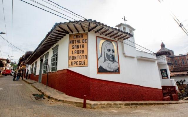 El Santuario de la Madre Laura, en Jericó, está cerrado por un brote de Covid-19