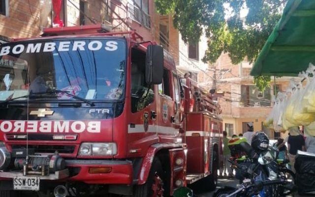 Panadero murió por la explosión de una pipeta en un negocio, en Bello