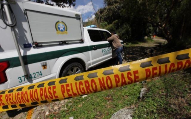 Ciudadana europea fue asesinada en una vereda del municipio de Jardín