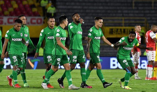 A buscar el tiquete de semifinales en el Atanasio: Nacional cayó 2-1 contra Santa Fe en Copa - Noticias de Colombia
