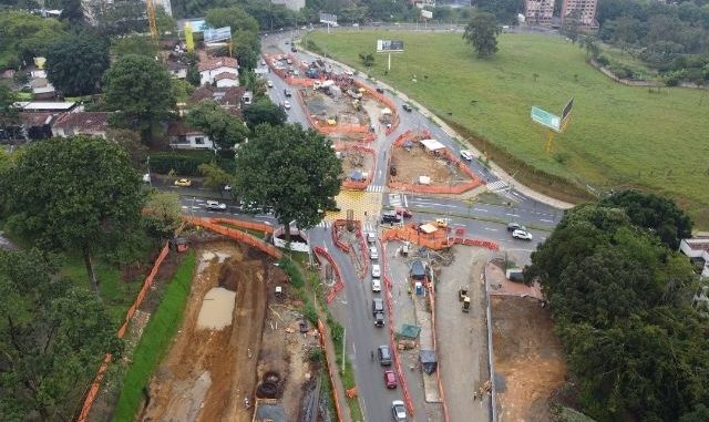 Desde este viernes, y durante 3 meses, estará cerrada la carrera 37A en El Poblado - Noticias de Colombia