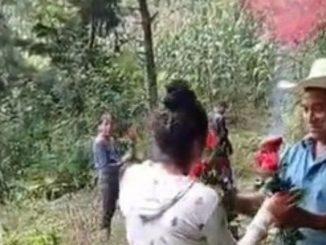 EN VIDEO La humilde propuesta matrimonial de un campesino que se hizo viral