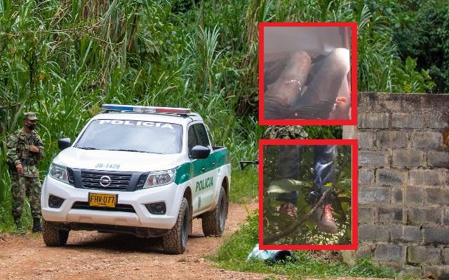 Un hombre murió ahorcado después de que su pareja fuera asesinada a martillazos