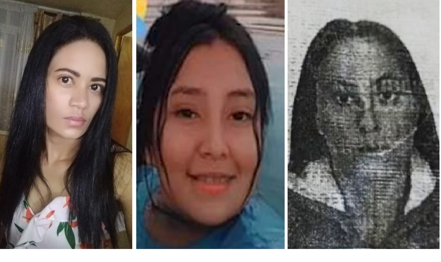 Los 3 feminicidios que enlutan a Antioquia