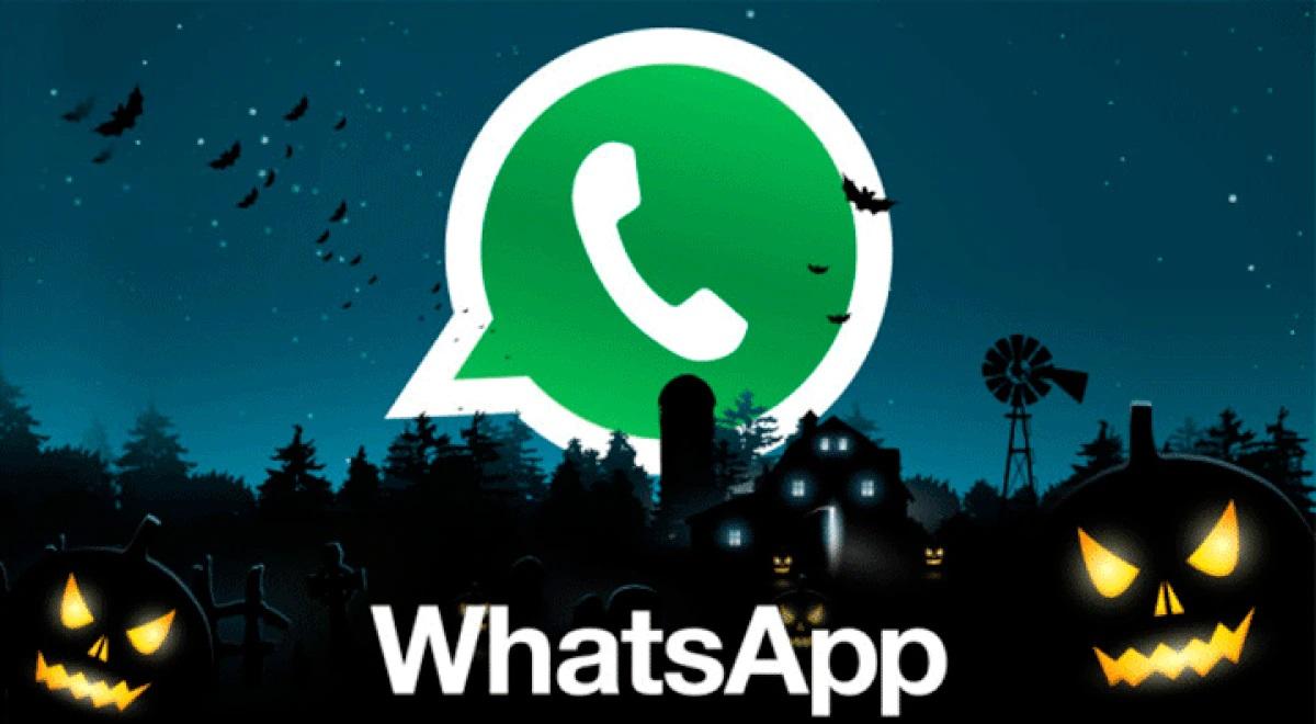 ¿Quiere personalizar su WhatsApp con motivo de Halloween? Aquí le contamos cómo